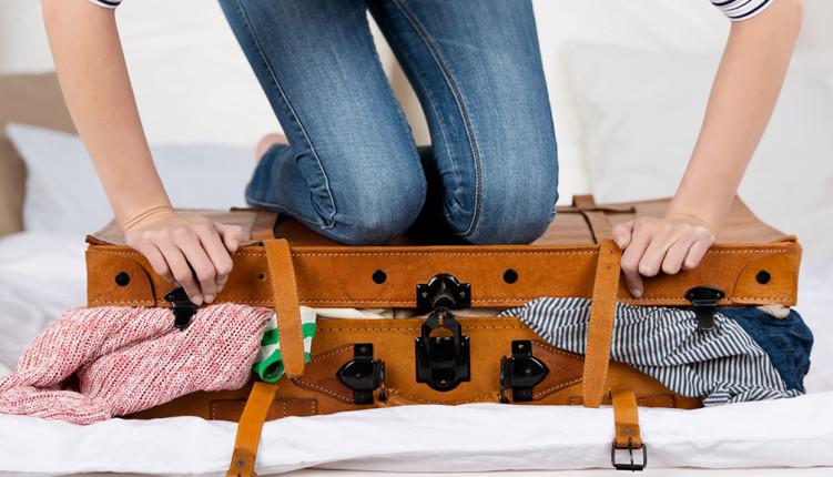 8 Tipps, um Ihre Koffer zu packen