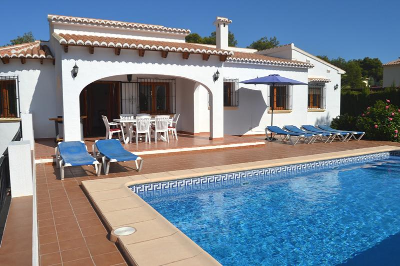 Casa Olivo, Costa Blanca, Spanien